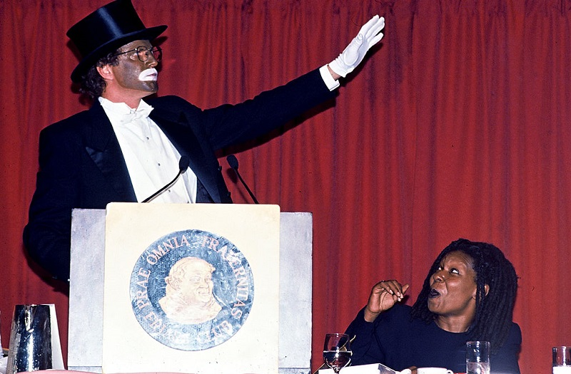 ted-danson-wearing-black-face-during-friars-roast-for-girlf